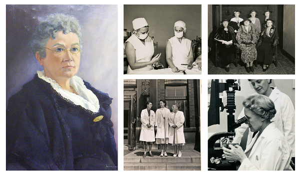 150 years of women in medicine