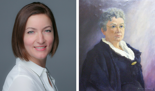 Dr. Danielle Martin and Dr. Emily Stowe