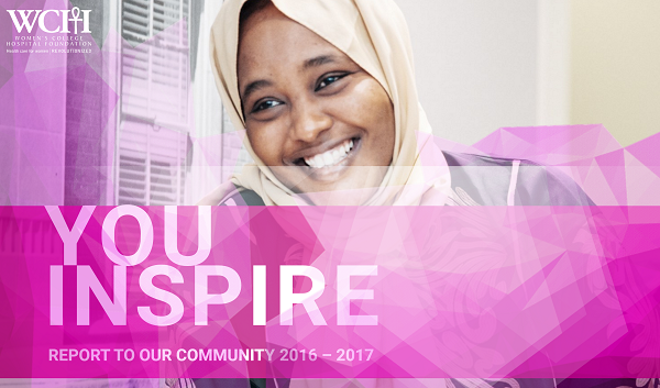 Report to our Community 2016-2017