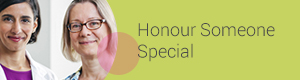 Honour Someone Special
