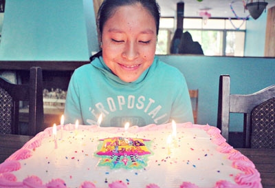 Click here for more information about Birthday Party for an Orphan