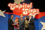 Click here for more information about The Capitol Steps Live!  Single Ticket