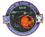 Click here for more information about Are We There Yet?  Mission Patch