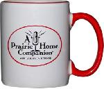 Click here for more information about A Prairie Home Companion® Red Trim Microphone Mug