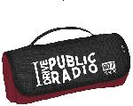 Click here for more information about 90.7 WMFE Roll Up Blanket