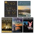 Three 2 DVD Sets: The African Americans: Many Rivers to Cross + Black America Since MLK + Africa's Great Civilizations + 2 BOOKS: The African Americans (PBK) + Black America Since MLK (Hardcover)