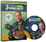 DVD: 3 Steps to Incredible Health with Joel Fuhrman MD