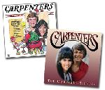 4 CD Set: The Carpenters: The Complete Singles + Christmas Portrait Special Edition