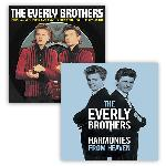 2 CD Set: Everly Brothers: Complete Cadence Classics  + 2 DVD Set: The Everly Brothers: Harmonies from Heaven