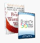 BrainFit 50 Basic Package: Brain Warrior's Way Book + DVD: BrainFit: 50 Ways to Grow Your Brain