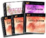 5 CD Set: Favorite Love Songs Vol. 1-3, 60's Favorites + Bee Gees Love Songs