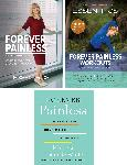 DVD: Forever Painless with Miranda Esmonde-White + 2 DVD Set: 8 workouts + BOOK: Forever Painless (hardcover)