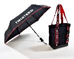 Metro Combo: Thirteen Tote & Umbrella